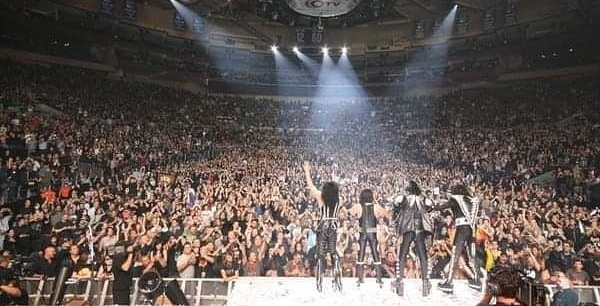 The KISS final tour kicks off in Vancouver this winter