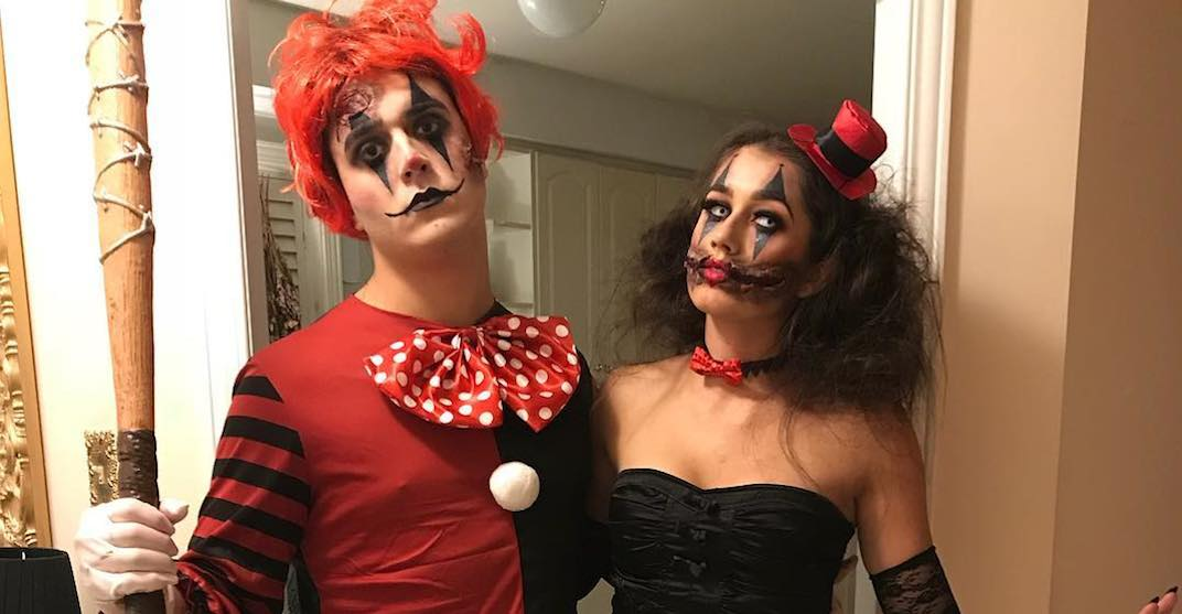 The best Halloween costumes in Toronto... so far in 2018 (PHOTOS)