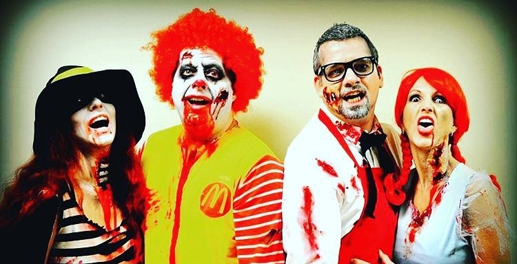 The best Halloween costumes in Montreal... so far in 2018 (PHOTOS)