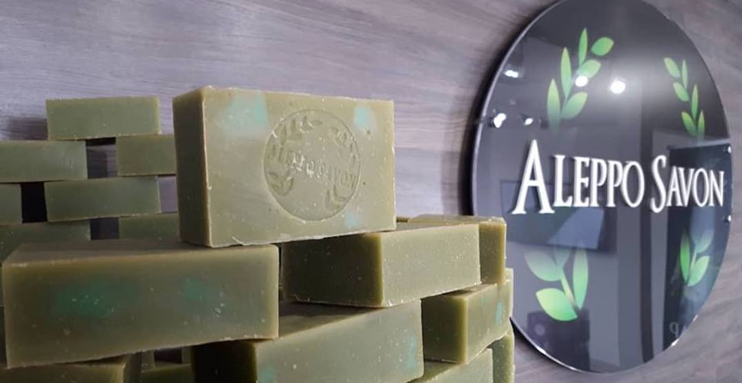 This Syrian soap shop just opened its second Calgary location
