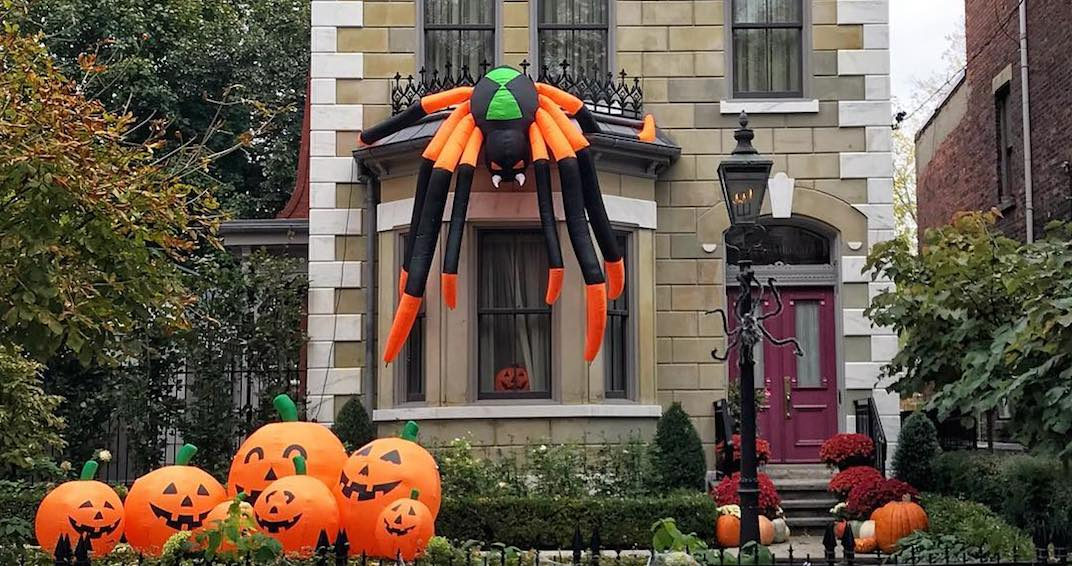 These are the best Toronto neighbourhoods to go trick-or-treating in