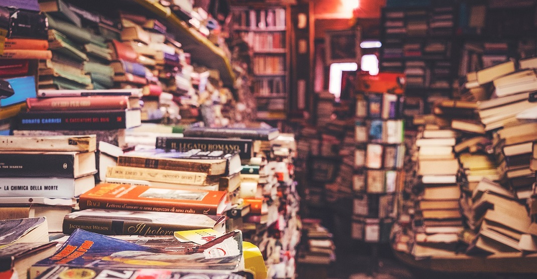 These are the best bookstores in Calgary to explore on a snowy day
