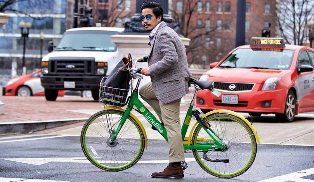 Calgarians to start seeing dockless electric-bike sharing around the city