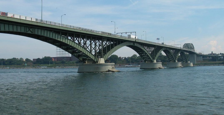 Peace bridge 0