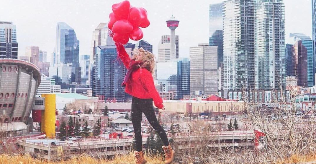 These are all the deals you can grab in Calgary for this year's #LoveYYC Day
