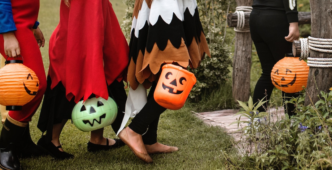 Opinion: How old is too old for trick-or-treating?
