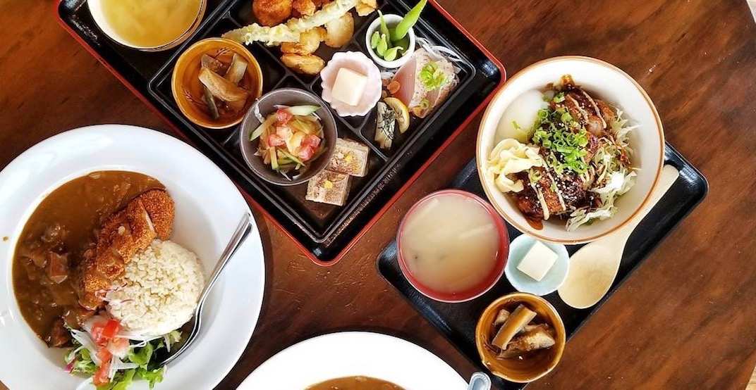 Vancouver's West End is getting a new Japanese eatery