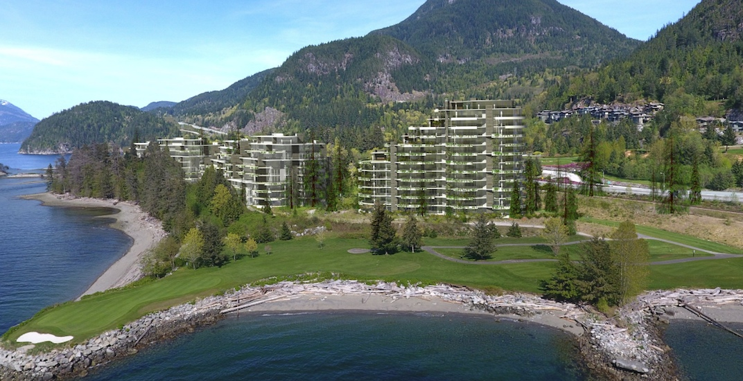 Over 200 homes coming to Furry Creek golf course on the Sea-to-Sky Highway