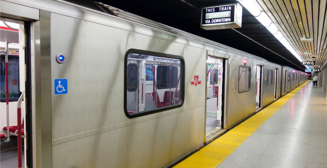 The first scheduled TTC closure of the year is this weekend