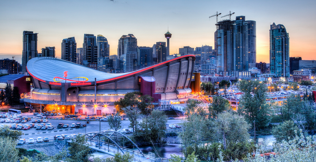 New Victoria Park master plan hints at potential future for the Saddledome