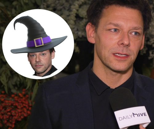 Richard Coyle on Halloween