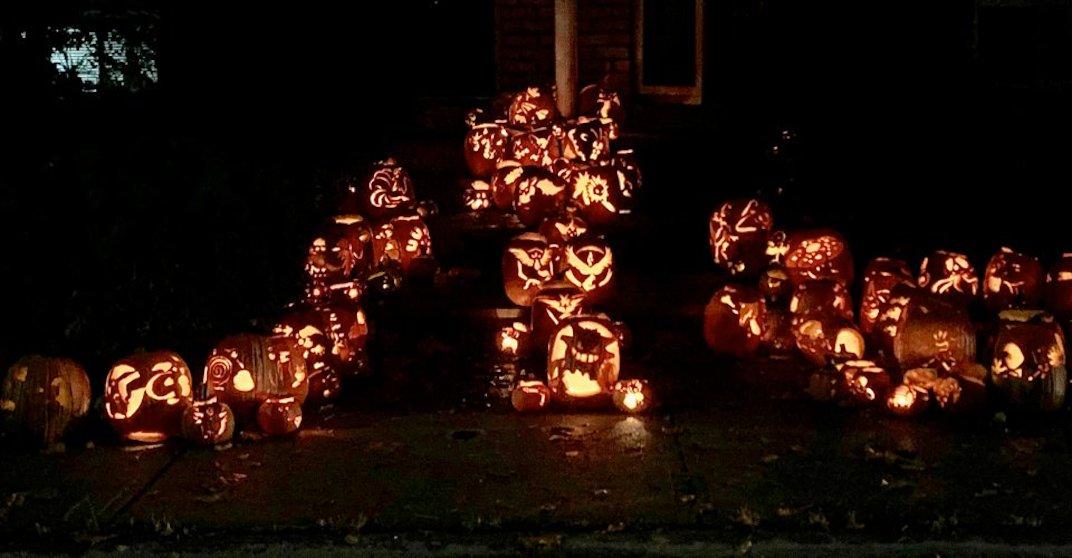 Canadian man carved all 151 original Pokémon into pumpkins (PHOTOS)