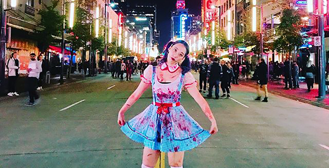 The best Halloween costumes in Vancouver for 2018 (PHOTOS)