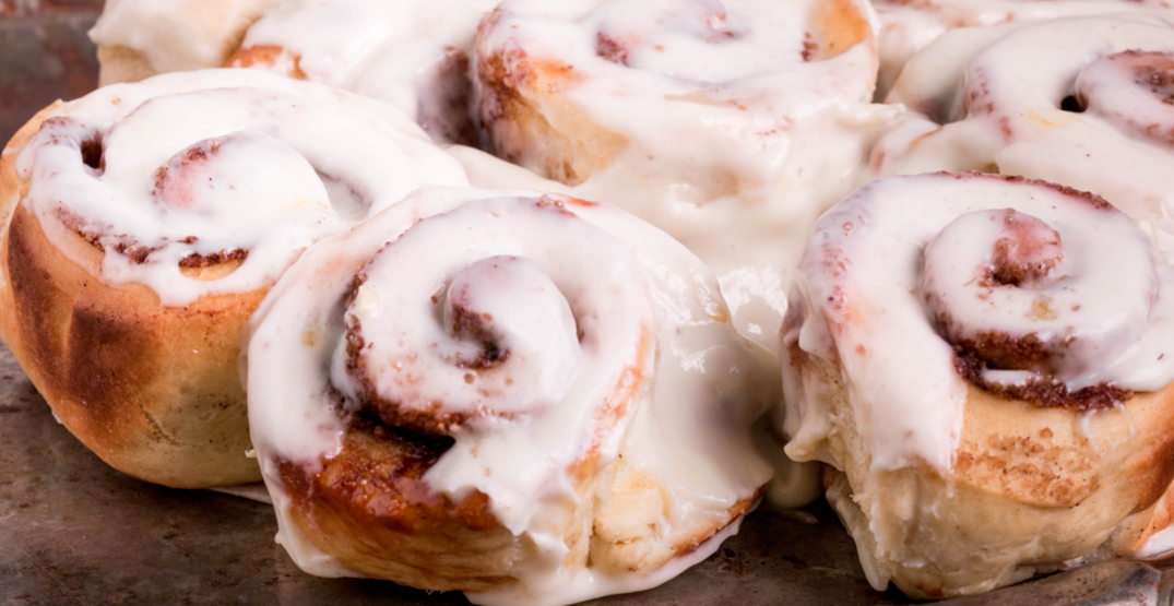 Get FREE cinnamon buns at Vancouver's new grocery store this weekend