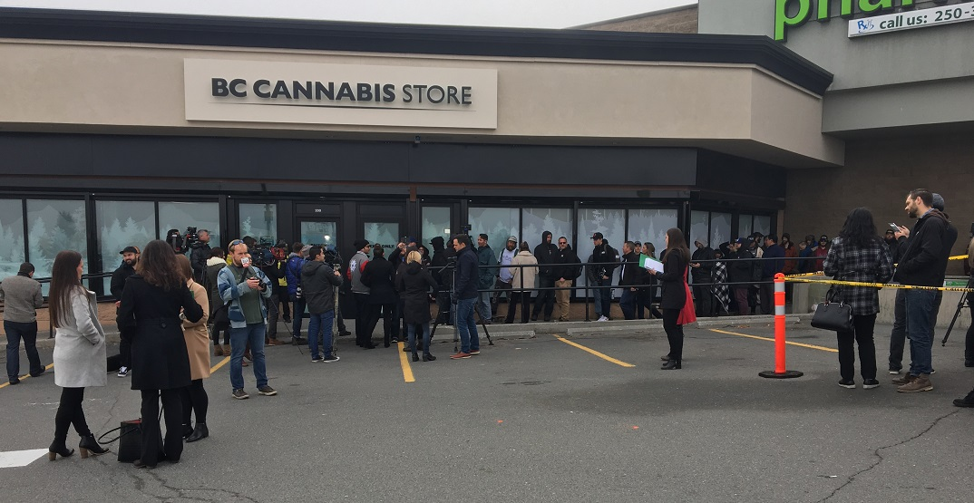 This BC city is preparing for two private cannabis retail stores