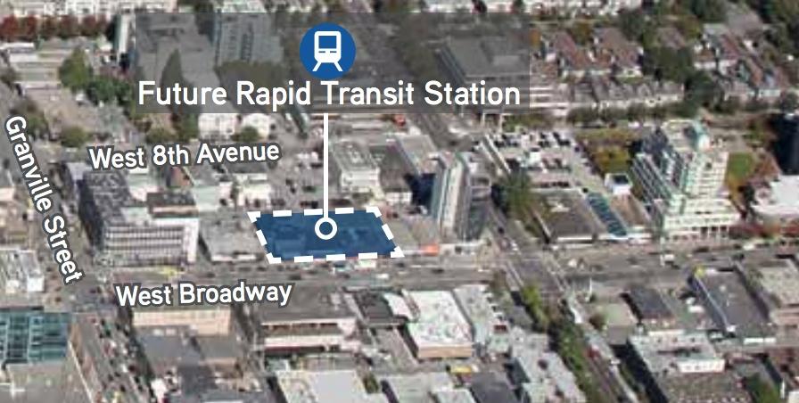 Broadway Extension Millennium Line SkyTrain