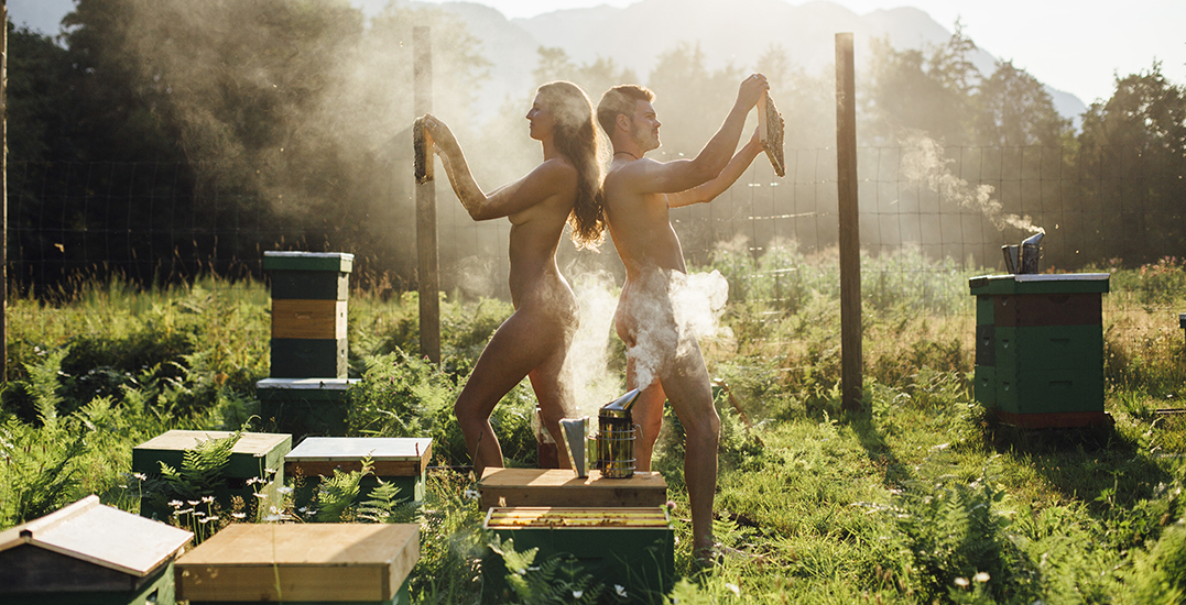 Farmers strip down to fundraise for new farm in Squamish (PHOTOS)