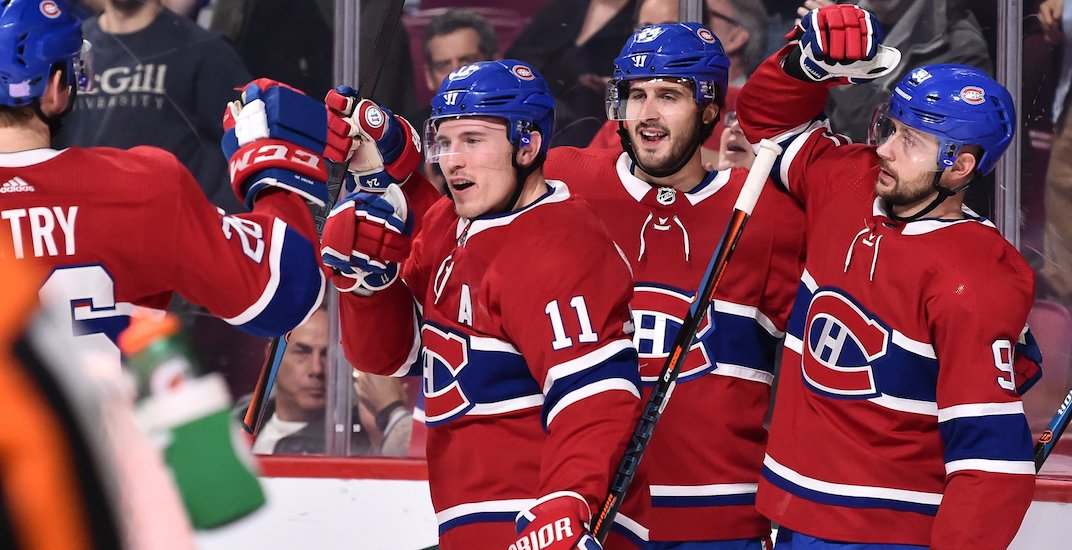 Canadiens set new record for fastest 2 goals in NHL history (VIDEO)