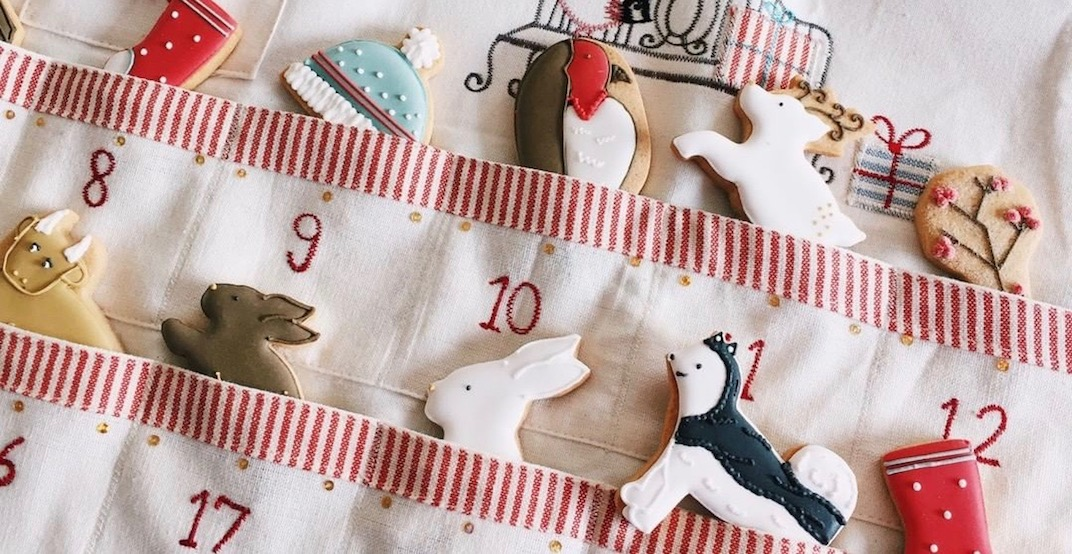 6 drool-worthy edible advent calendars for the holidays