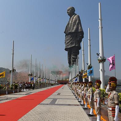 world's tallest statue