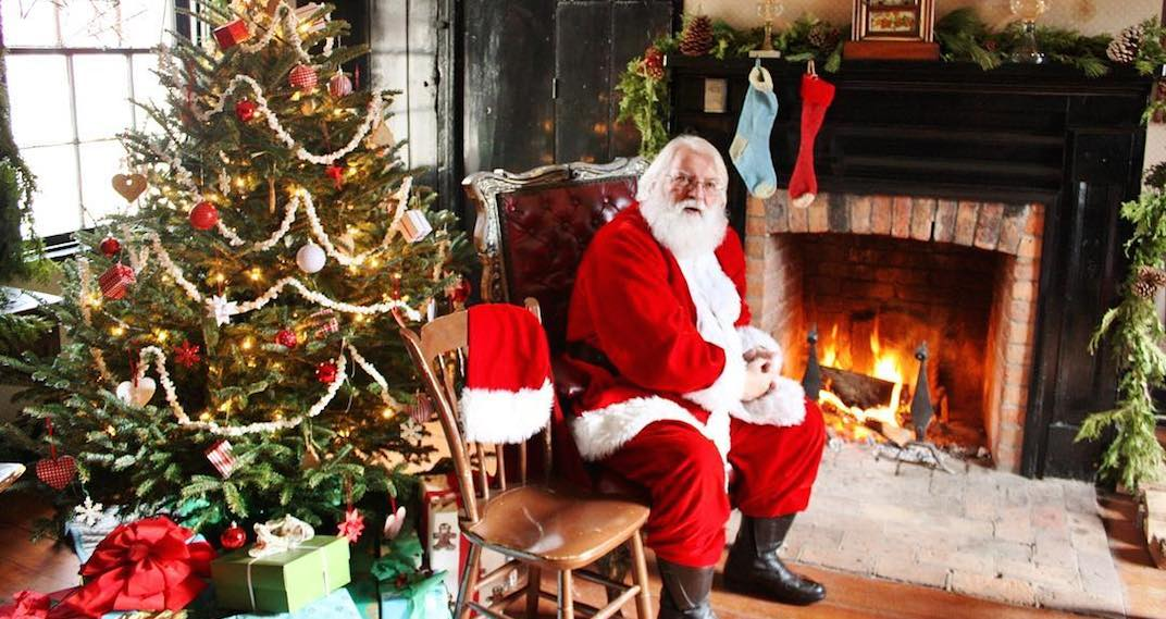 You can experience a traditional old-fashioned Christmas in Toronto this month