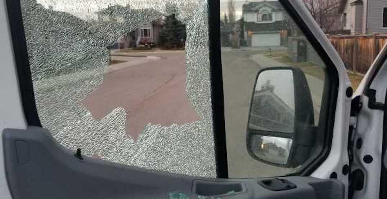 15 vehicles damaged in BB gun-related Halloween mischief