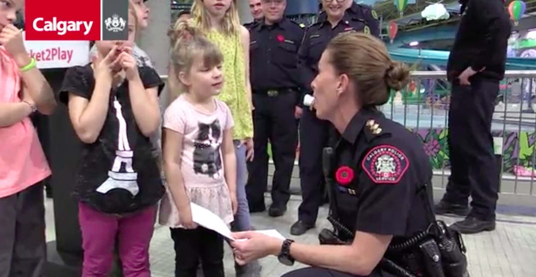 Firefighters, community peace officers can now issue tickets to children
