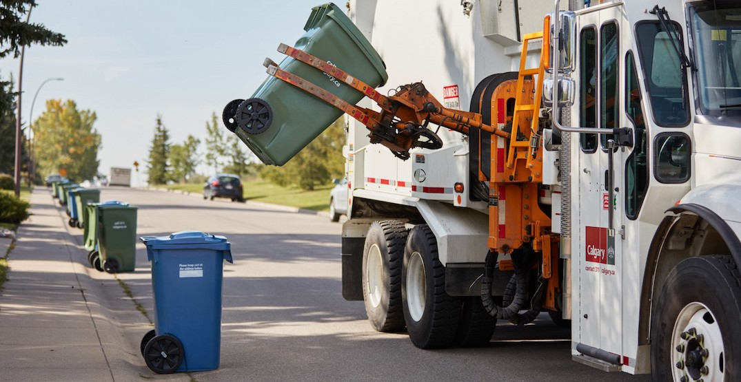 Keep your bins in: Green cart collection switching to bi-weekly