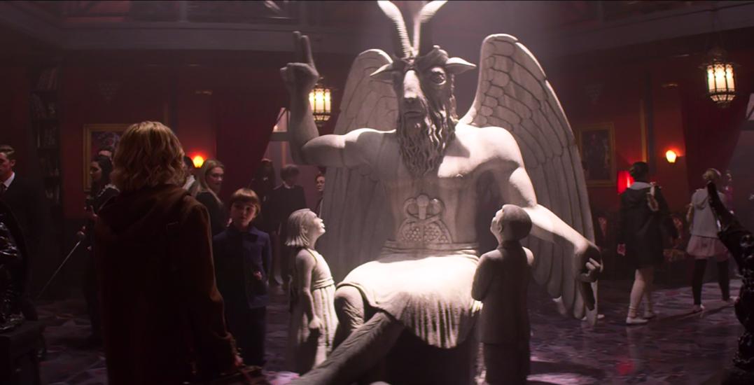 Netflix's Sabrina remake settles lawsuit with Satanic Temple