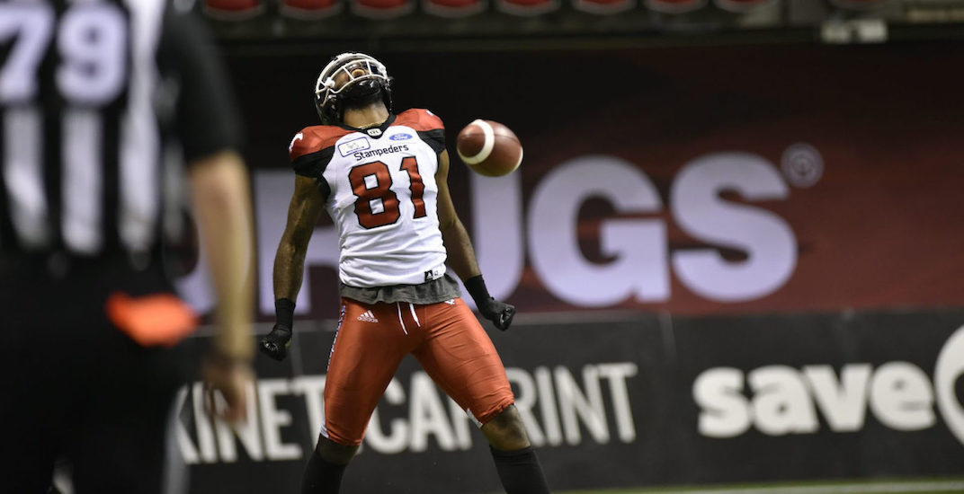 Calgary Stampeders avoid late-season collapse to win the West