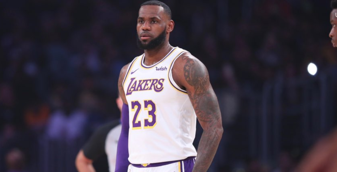 Raptors destroy LeBron's Lakers even without Kawhi in the lineup