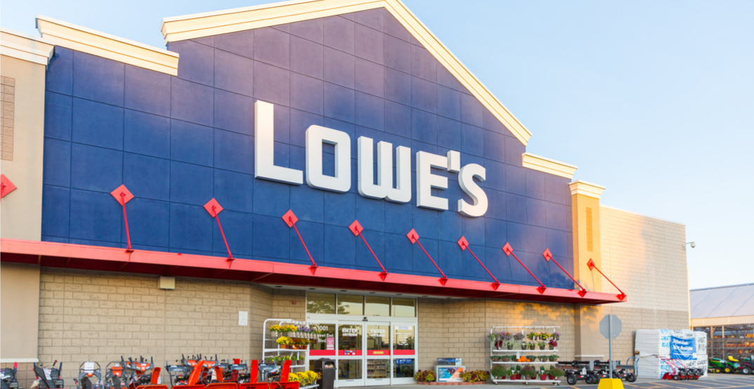 Lowe's Canada is looking to hire more than 2,500 people in Ontario this February