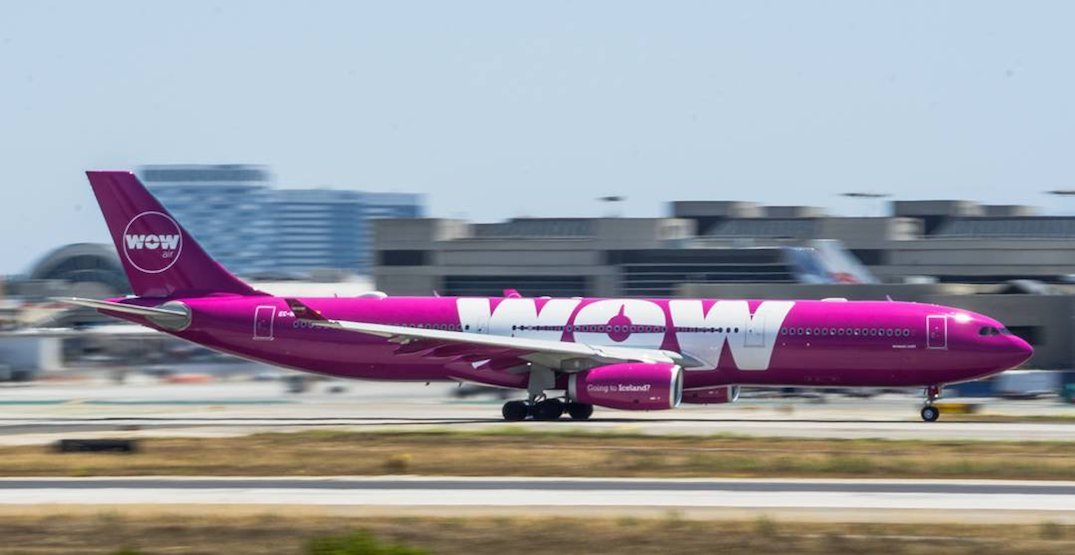 Icelandair buys out low-cost airline carrier WOW air