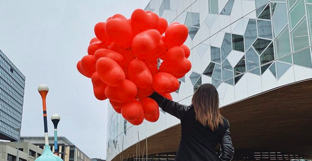 Calgarians showed their city some serious affection for #LoveYYC Day (PHOTOS)