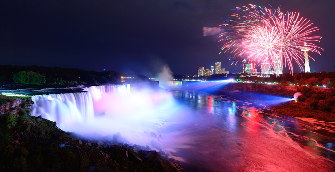 This is why you should be excited for Niagara Falls' new fireworks competition