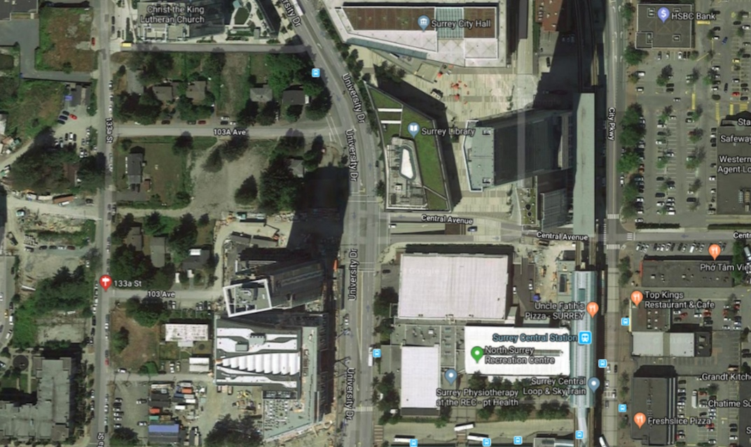 103 Avenue and 133A Street Toronto