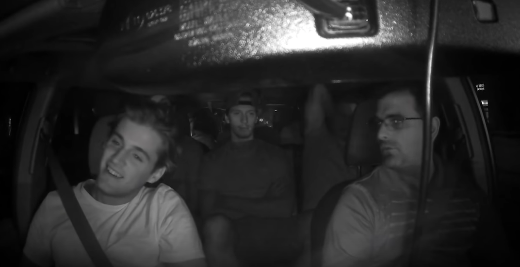 Ottawa Senators players make fun of their coach during Uber ride (VIDEO)