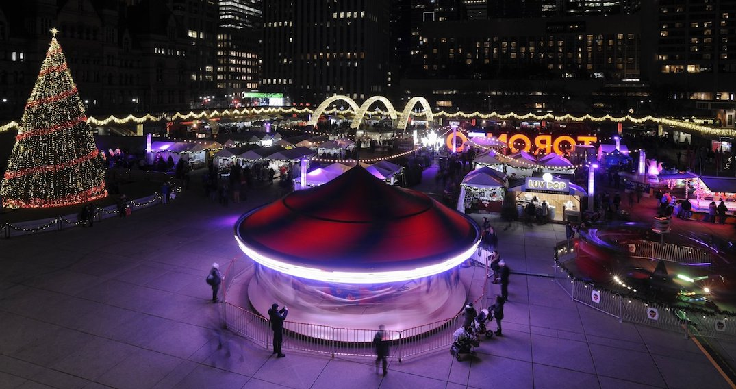 Toronto's only holiday fair returns this December (PHOTOS)