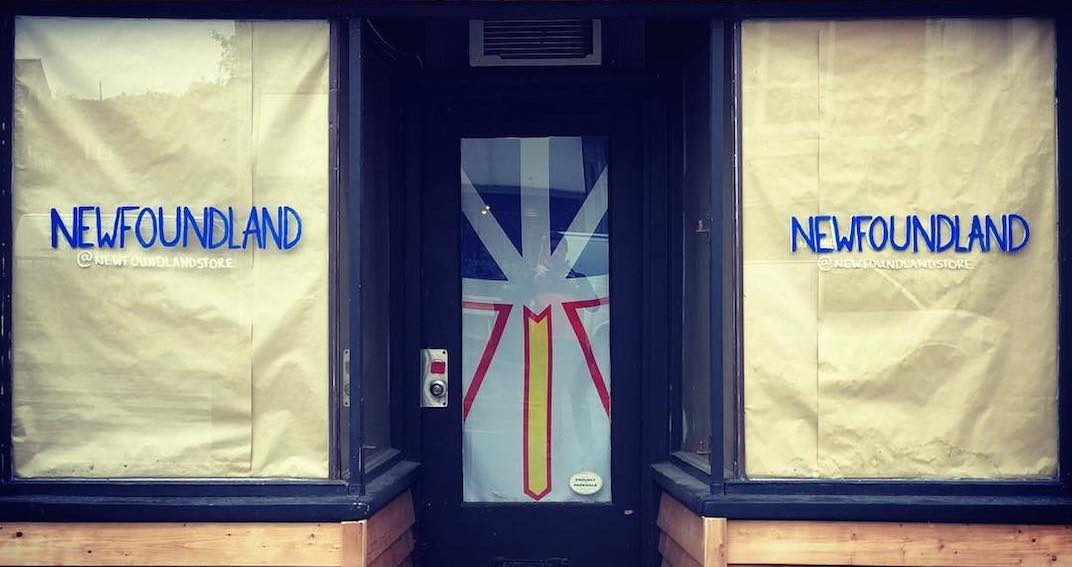 This Toronto neighbourhood is getting a Newfoundland themed store
