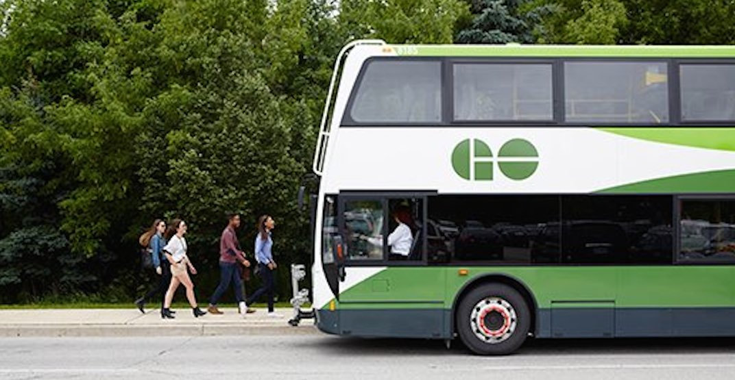 You'll no longer be able to take a GO bus to York U's Keele campus next year
