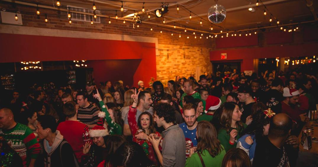 Toronto's 12 Beers of Christmas event will have you feeling merry