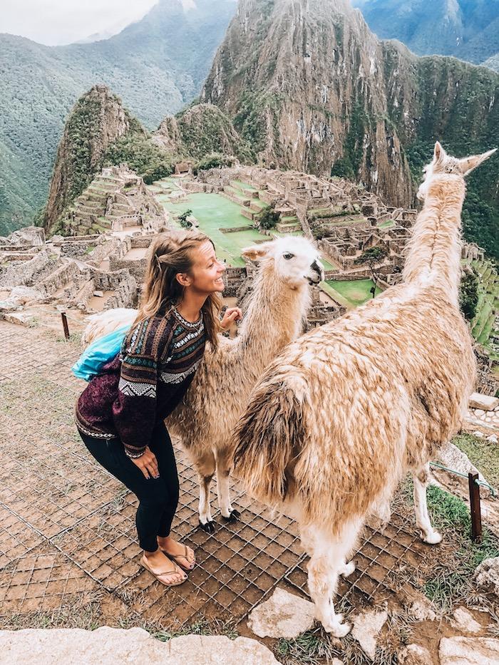 bucket list Peru