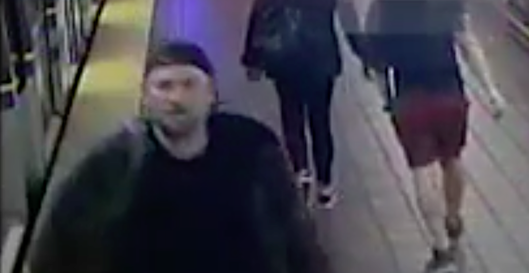 Transit Police arrest suspect in alleged SkyTrain hate crime (VIDEO)