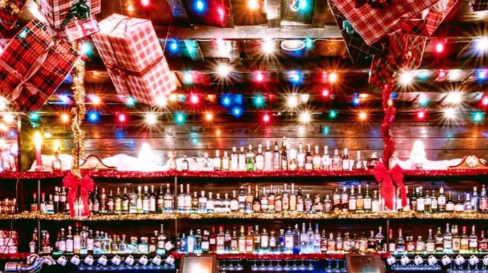 There's a Christmas-themed bar popping up in Toronto this November