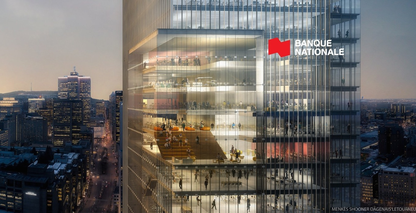 Ground broken on what will be the second tallest building in Montreal (RENDERINGS)