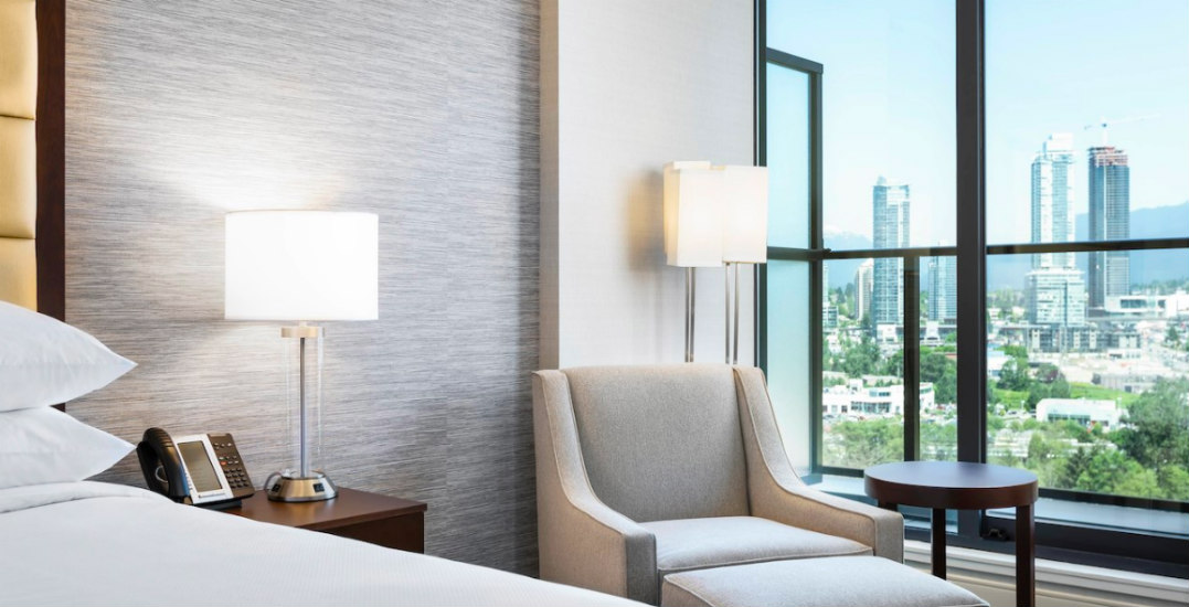 Here's your chance to win a staycation for 2 worth $700 with Casinos BC