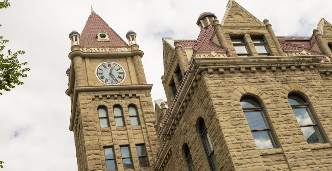 City of Calgary shares ghost stories of Historic City Hall
