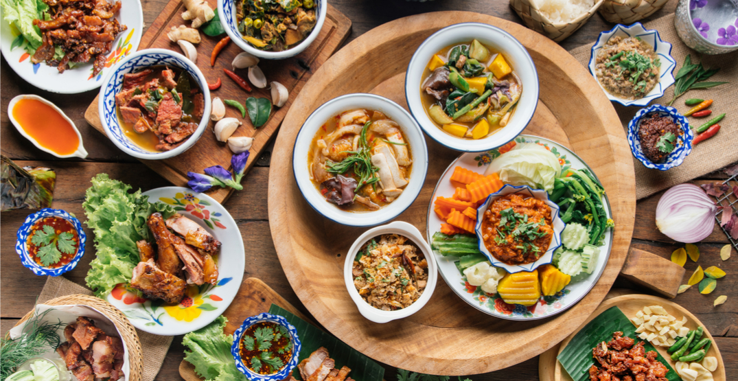 All you can eat Thai food is FINALLY coming to Toronto