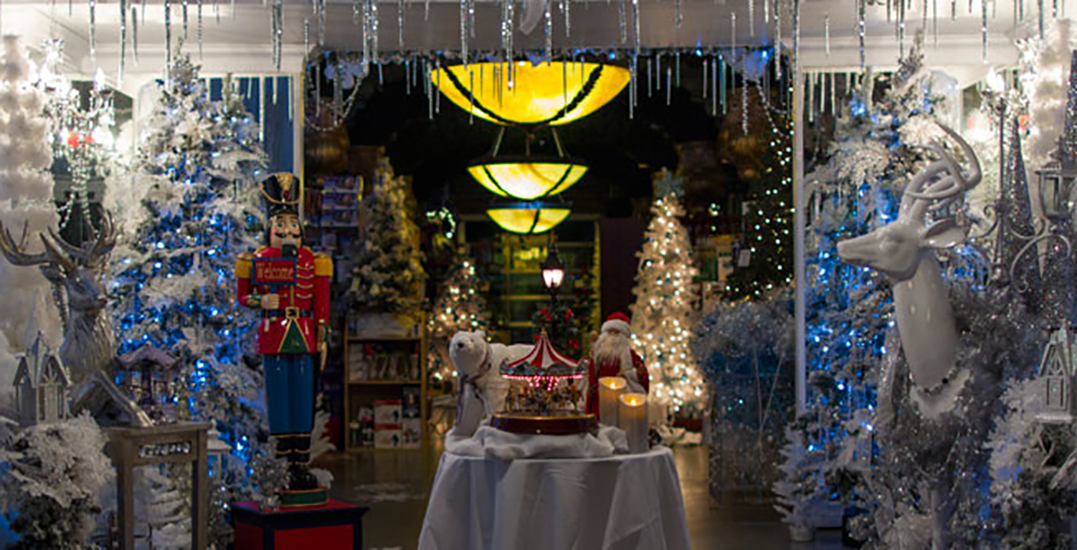 Western Canada's largest Christmas Store re-opens in Metro Vancouver