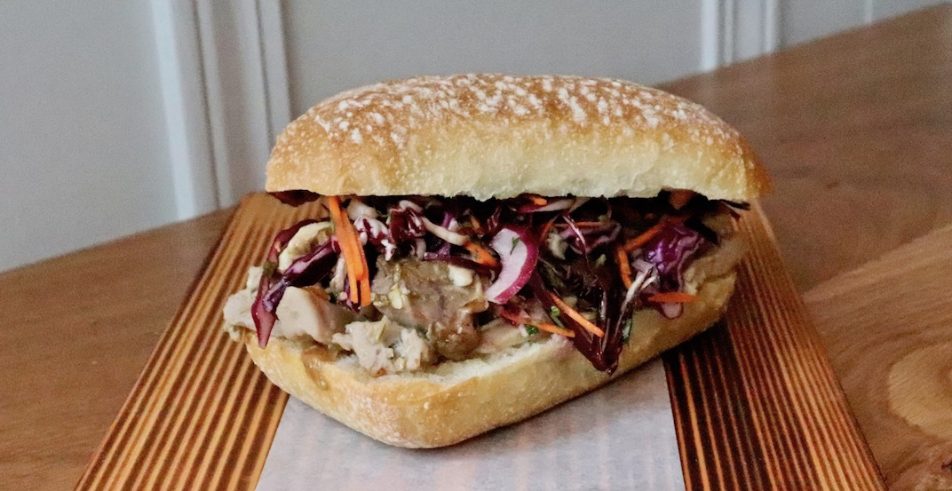 Check out Vancouver's new highly-anticipated sandwich shop (PHOTOS)